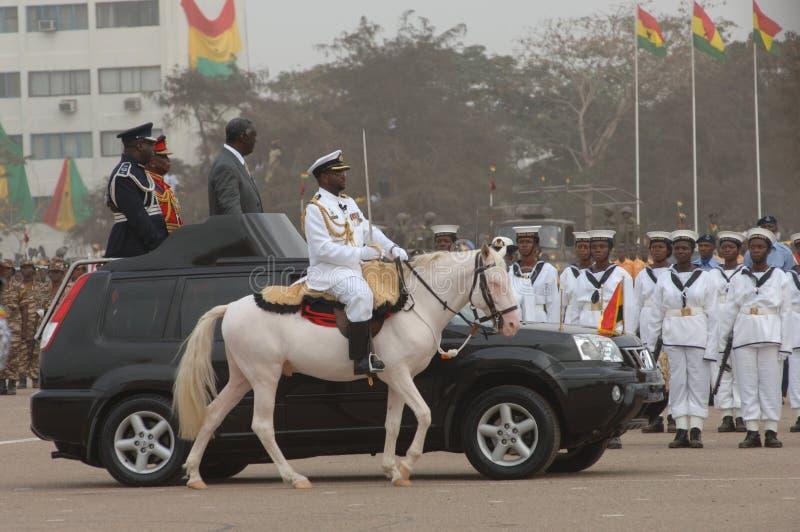 président de kufuor de John photos stock