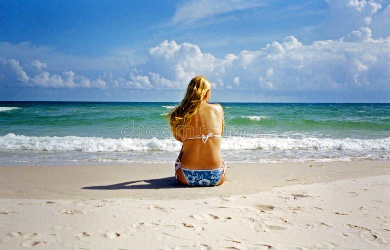 Prévision de littoral photos libres de droits