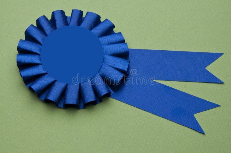 Prêmio verde fotografia de stock