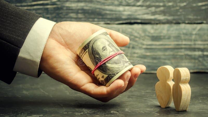 Prêt des affaires Prêt du consommateur Crédits pour l'éducation Paiement des pensions Fonds de pension  Paiements sociaux Soutene photo libre de droits