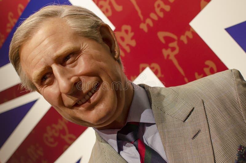 Príncipe Charles imagem de stock royalty free