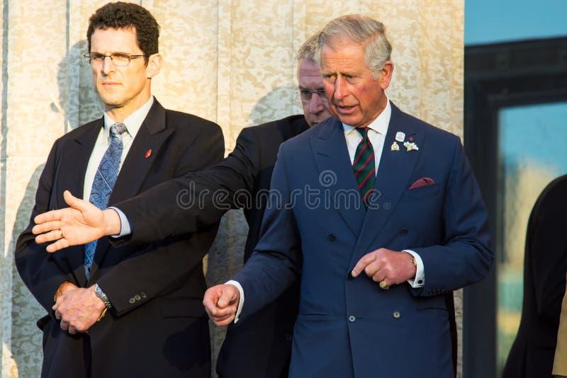 Príncipe Charles fotografía de archivo libre de regalías