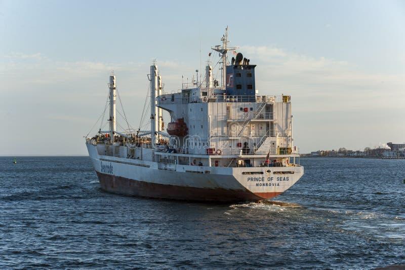 Príncipe de los mares que salen de New Bedford imagenes de archivo
