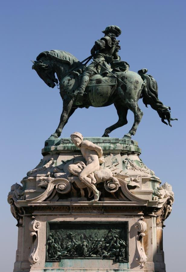 Príncipe Eugene do Savoy imagem de stock