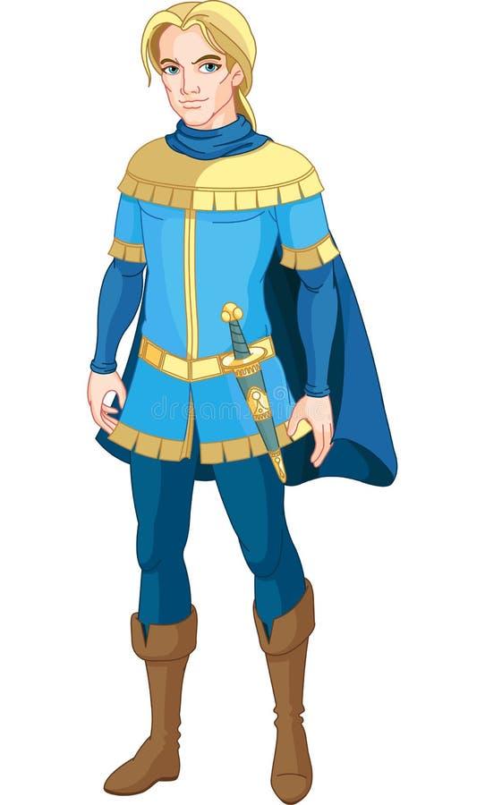 Príncipe valiente libre illustration