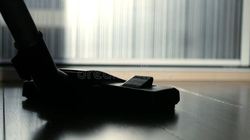 Próżnia podłoga z muśnięciem, zakończenie HD fotografia royalty free