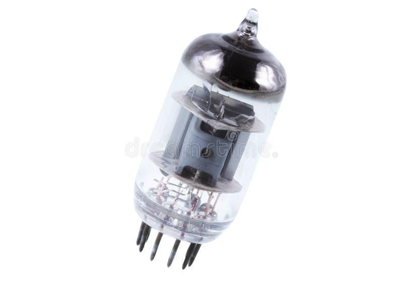 Próżniowa elektron tubka. zdjęcia stock