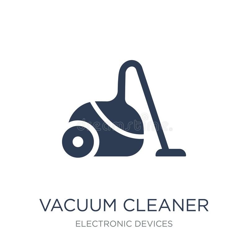 Próżniowego cleaner ikona  royalty ilustracja