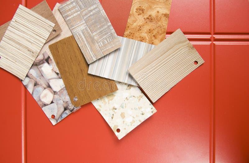 Download Próbki Texture Różnorodnego Obraz Stock - Obraz złożonej z mock, meble: 13341179