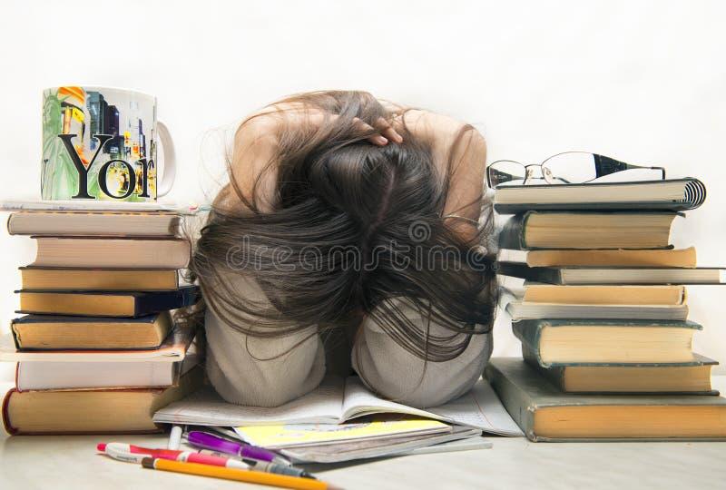 Prüfungen und Schulkonzept stockbilder