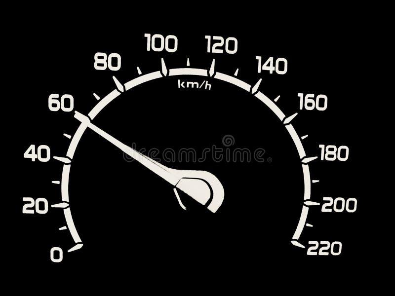 prędkość ilustracja wektor