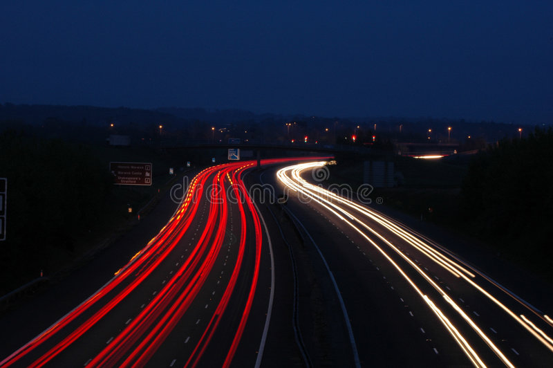 prędkość. fotografia stock