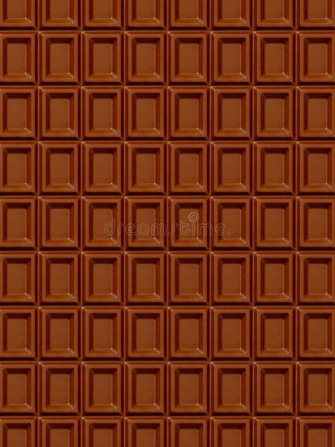 prętowa czekoladowa tekstura zdjęcia stock