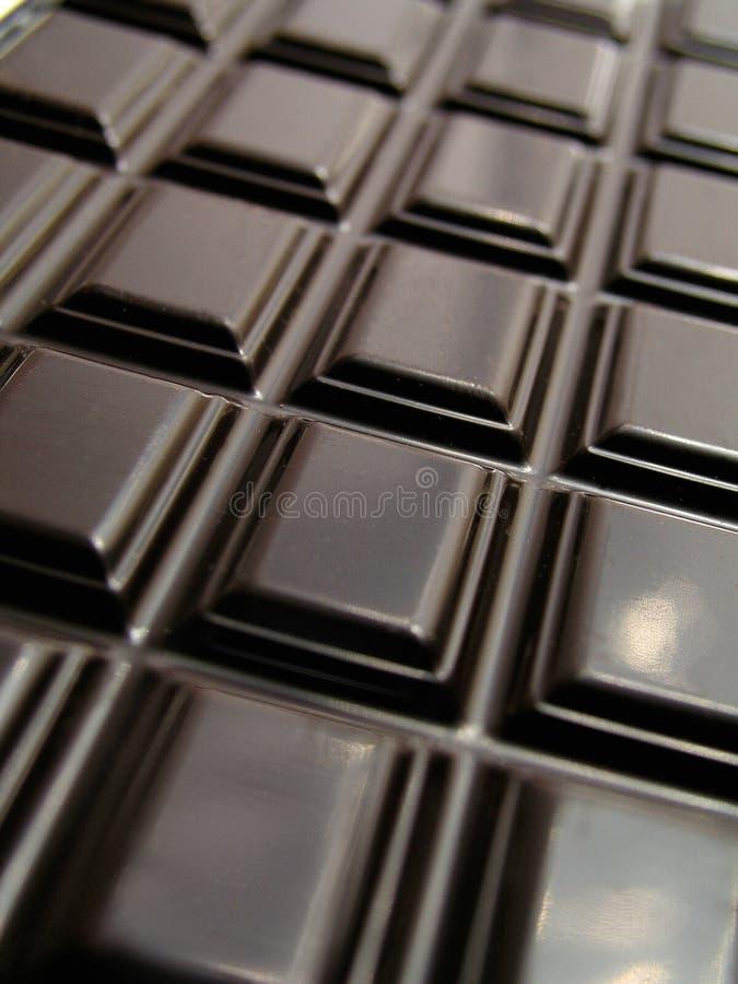 prętowa czekolady zdjęcia stock