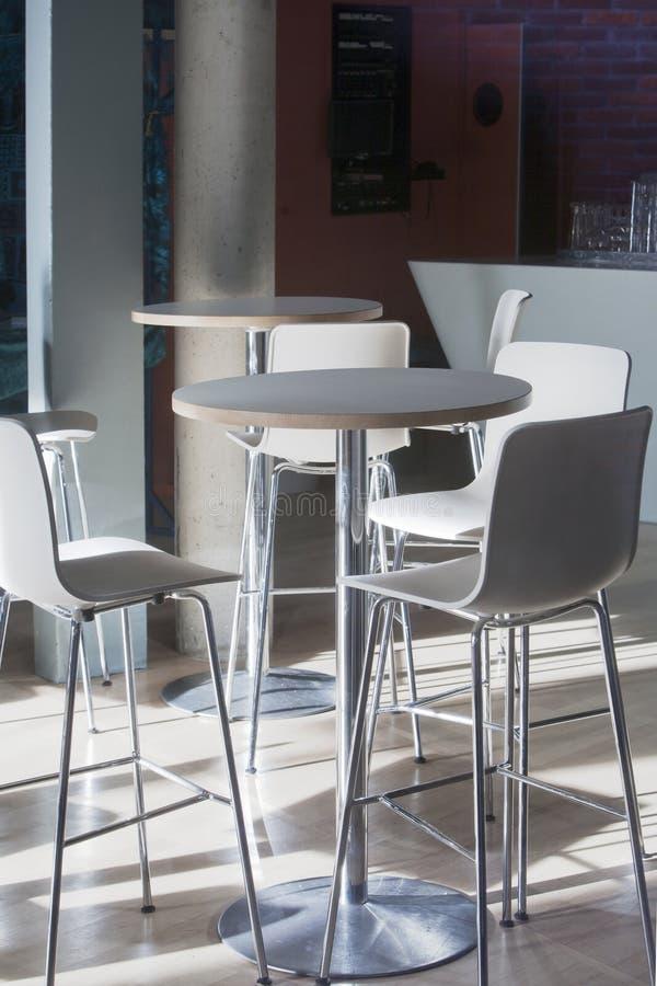 Download Prętowy lunchroom zdjęcie stock. Obraz złożonej z kawiarnia - 53784414