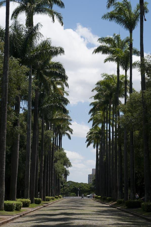 Praça DA Liberdade imágenes de archivo libres de regalías