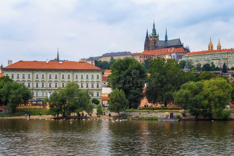 Praag, Tsjechische Republiek ПраР³ а, ЧÐ?Ñ… Ð¸Ñ  royalty-vrije stock fotografie