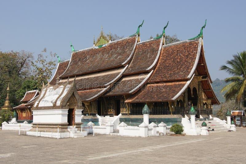 prabang luang Лаоса стоковые изображения rf