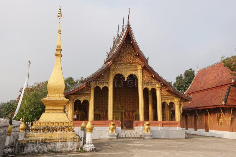 prabang luang Лаоса стоковое изображение