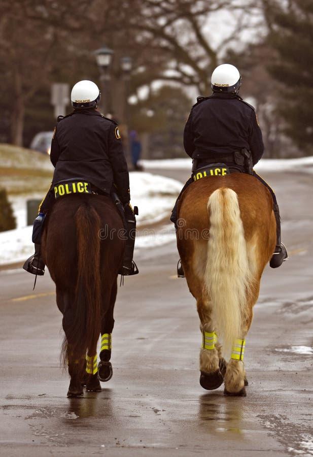 praca się patrol obrazy stock