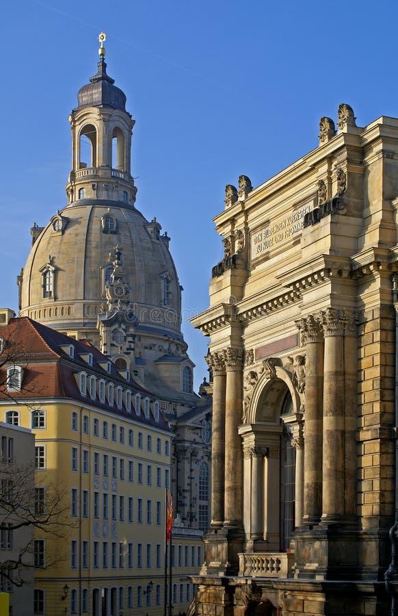 Pracht van Dresden 2 royalty-vrije stock foto