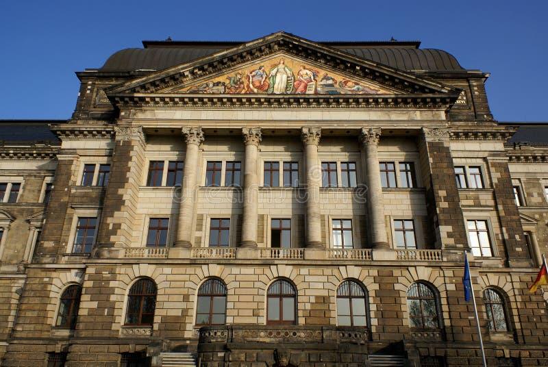 Pracht van Dresden 4 stock foto