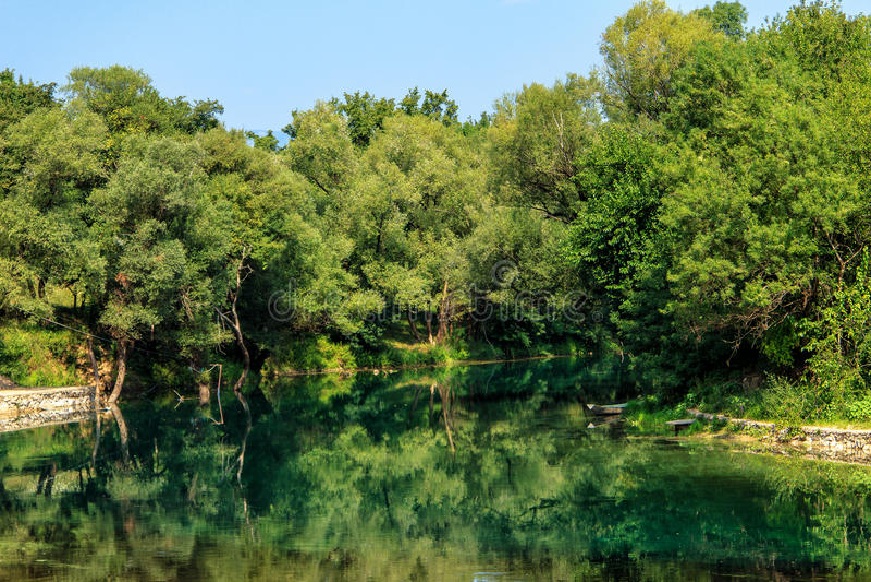 Prachtig Landschap stock foto