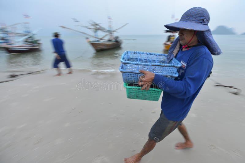 Prachuap Khiri Khan, Ταϊλάνδη στοκ φωτογραφία με δικαίωμα ελεύθερης χρήσης
