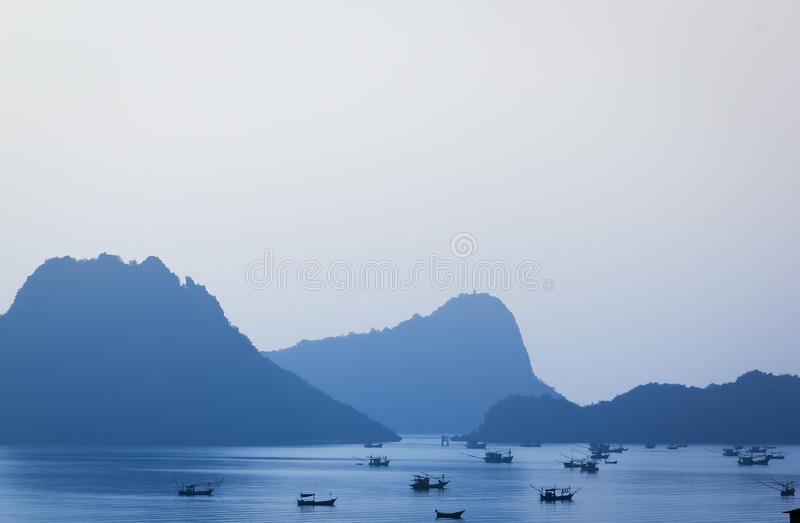 Download Prachuap Khiri Khan Ao Manao Thailand Stock Photo - Image of mountains, coast: 39920668