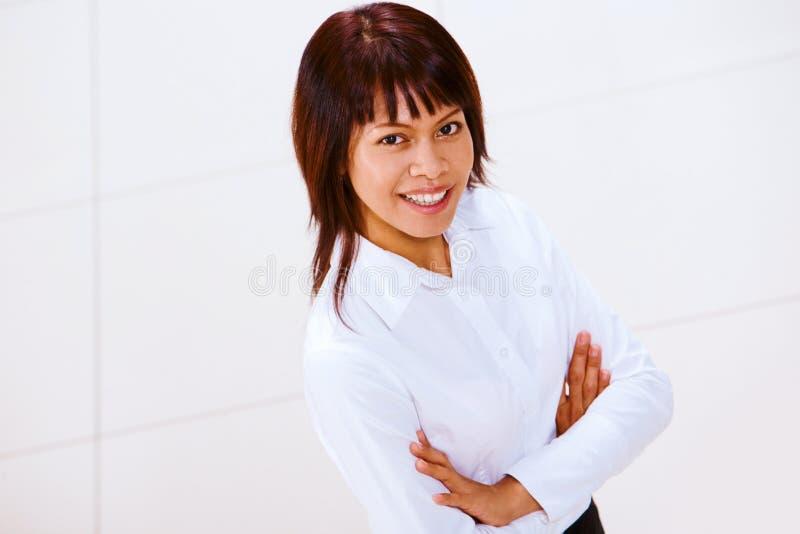 Download Pracodawca pomyślna zdjęcie stock. Obraz złożonej z życzliwy - 13338010
