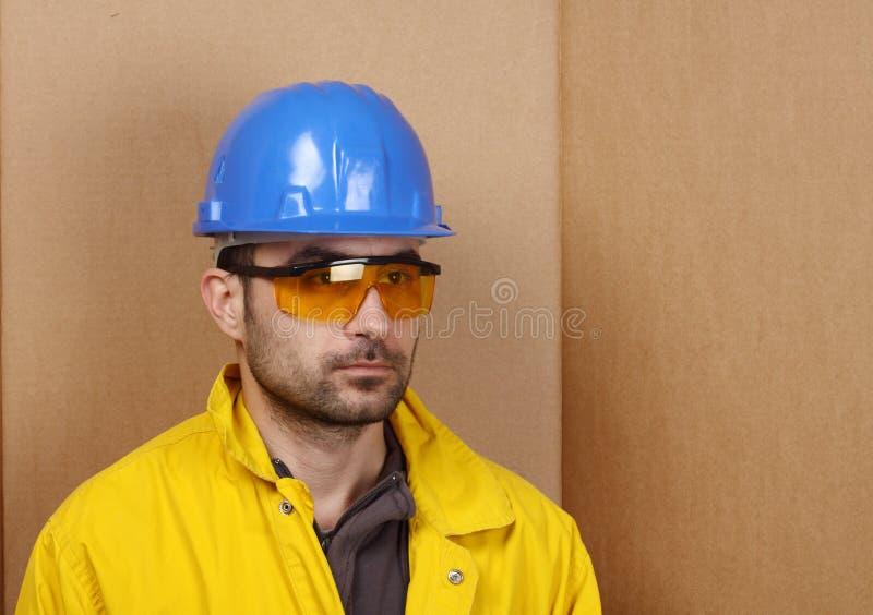 pracownik zdjęcie stock
