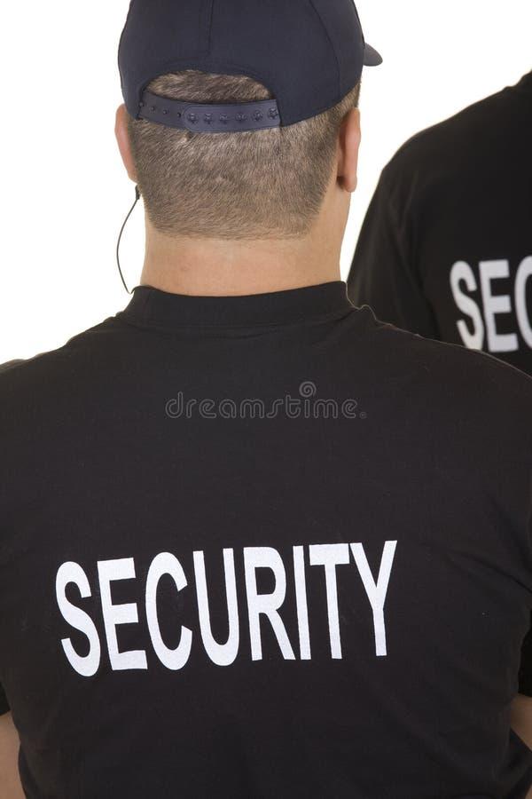 Pracownik ochrony zdjęcia stock