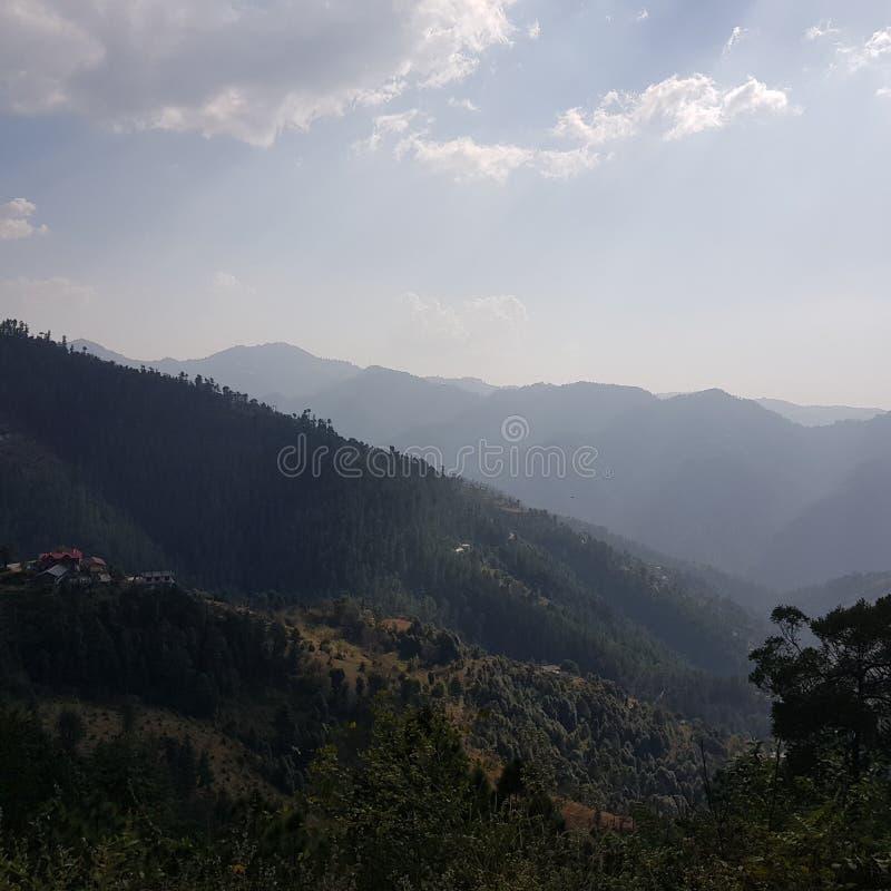 Pradesh di Himacha e di Uttarakhand fotografia stock