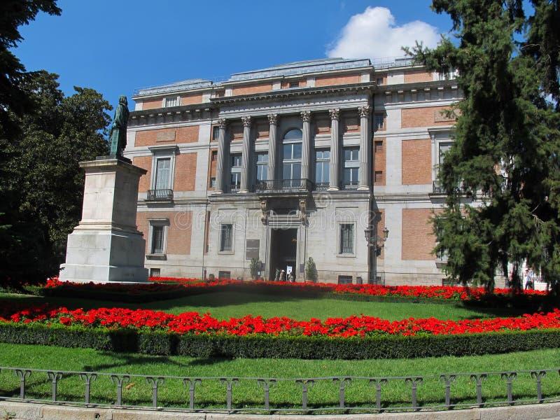 prado μουσείων εισόδων νότιο στοκ εικόνες με δικαίωμα ελεύθερης χρήσης