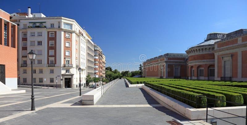 prado μουσείων της Μαδρίτης στοκ φωτογραφίες
