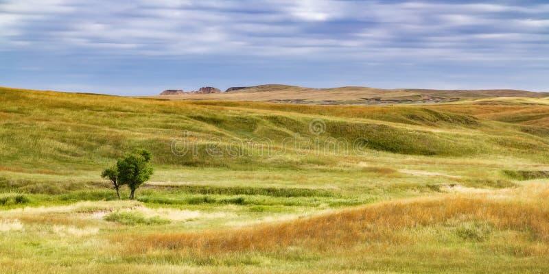 Prado de Dakota del Sur foto de archivo libre de regalías