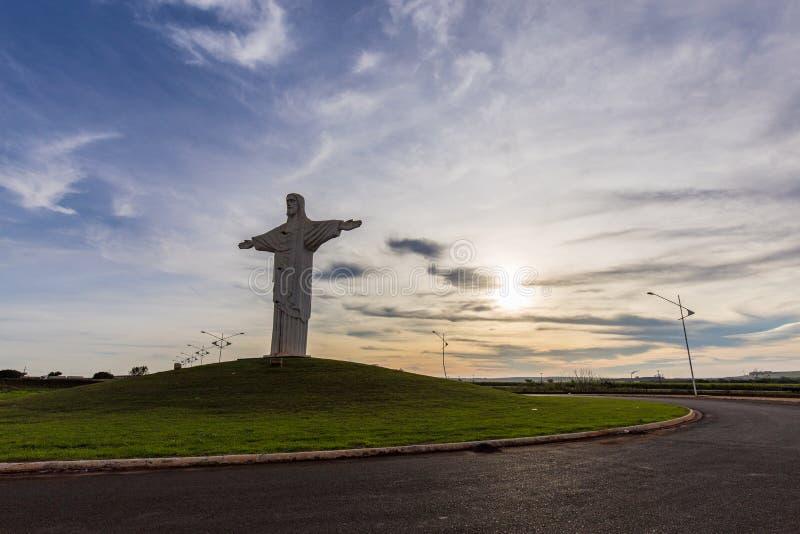 Pradopolis, stato della campagna di Sao Paulo fotografia stock libera da diritti