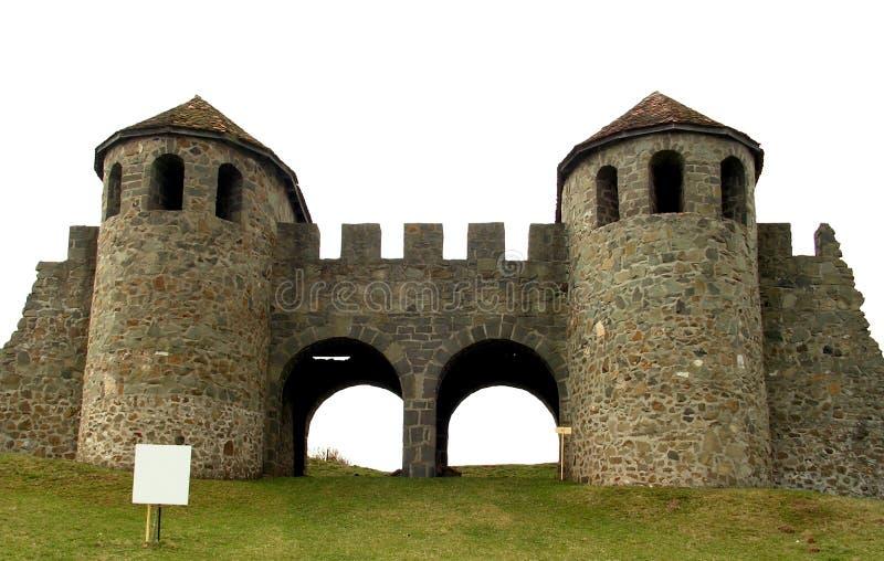Download Praetoria gate in Romania stock photo. Image of largest - 4224742