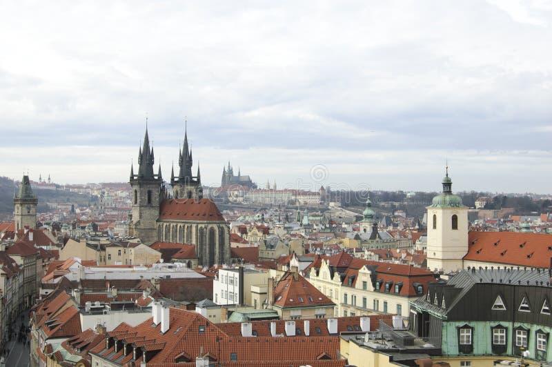Prag stock photography