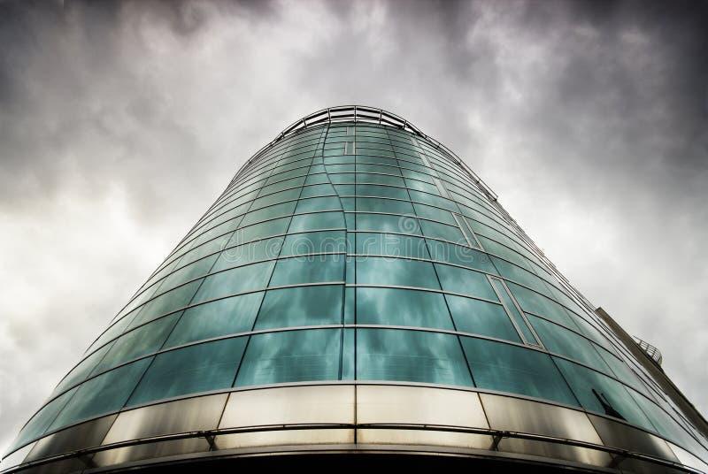 Prag-Büro lizenzfreie stockfotografie