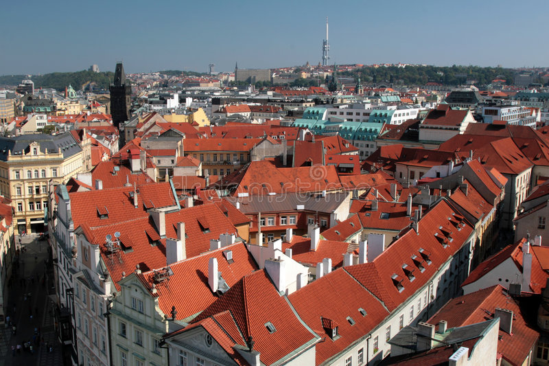 Prag - Prag, Europa stockfotografie