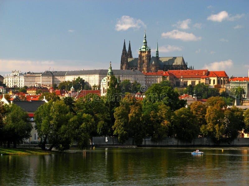 Prag-Schloss 09 lizenzfreie stockfotos