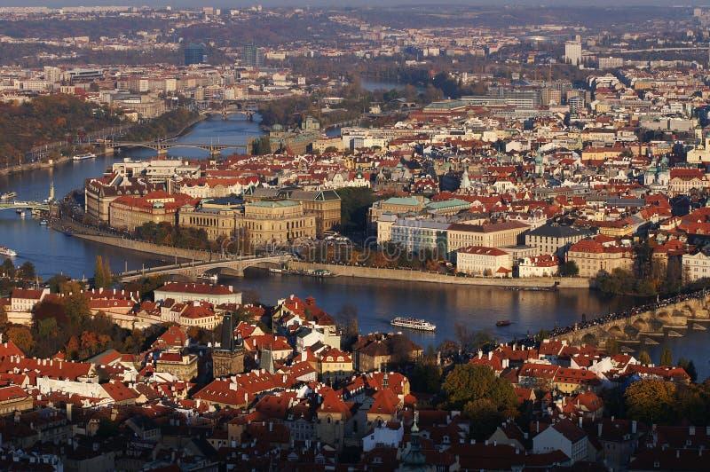 Praga foto de archivo libre de regalías