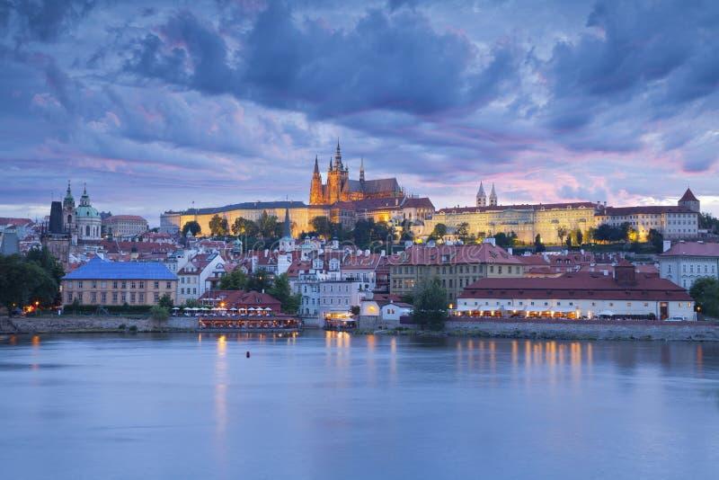 Praga. fotografia stock