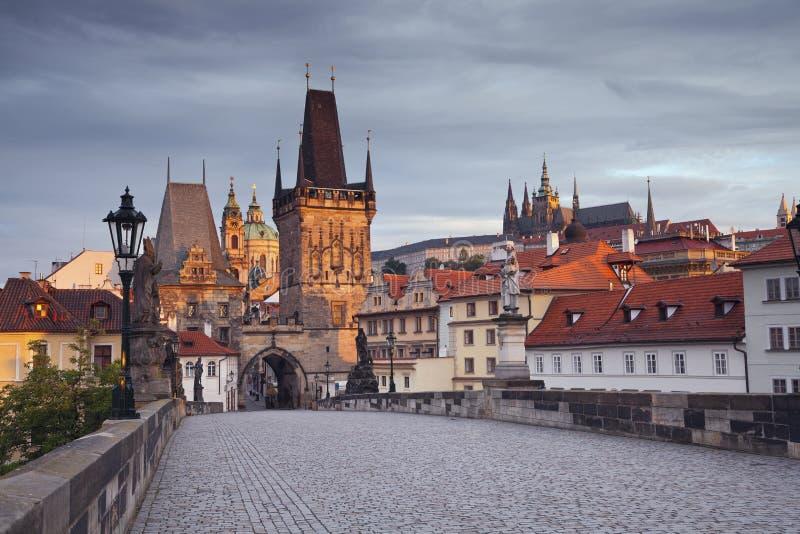 Praga. fotografie stock