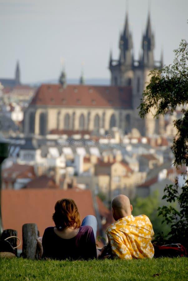 Praga 39 fotografía de archivo