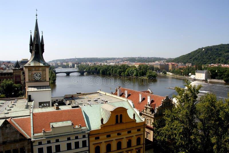 Praga 40 imagen de archivo libre de regalías