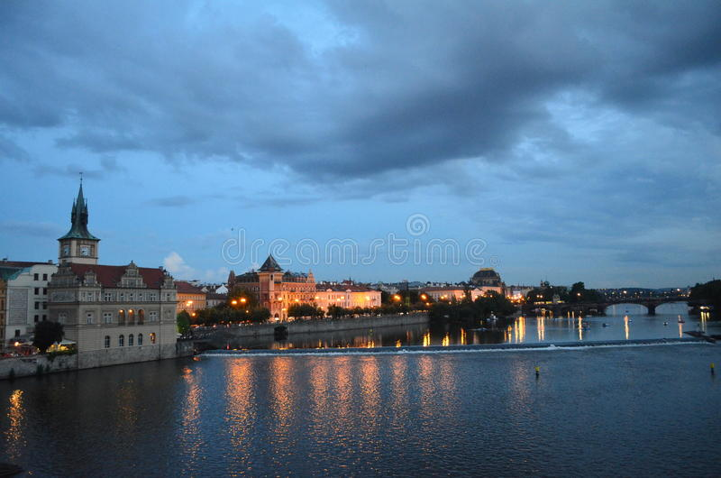 Praga photographie stock libre de droits