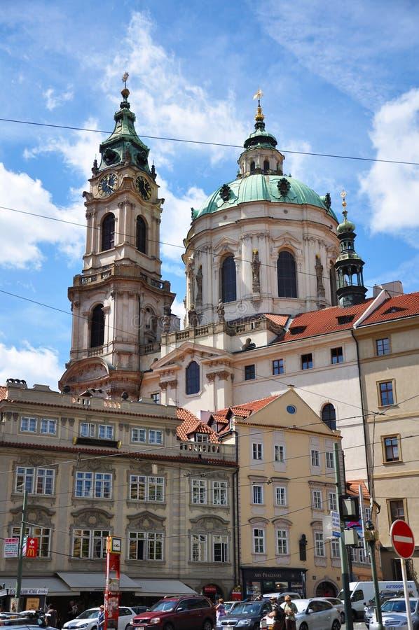 Praga stockfotografie