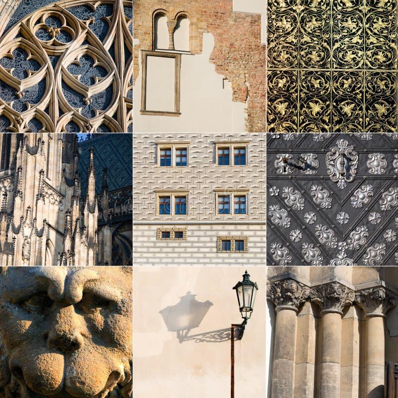 Download Praga architektura obraz stock. Obraz złożonej z drzwi - 28973037